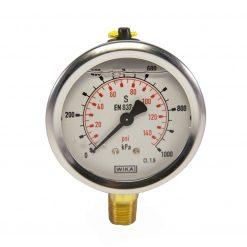 Gauge Pressure 10 Bar (160psi)-0