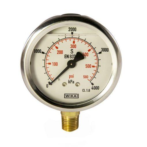 Gauge Pressure 40 Bar (600psi)-0